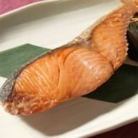 塩引き鮭切身