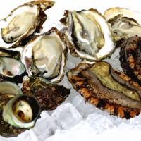 岩牡蠣・あわび