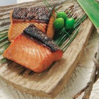 鮭の味噌潰