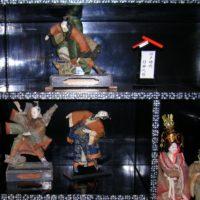 江戸時代武者人形