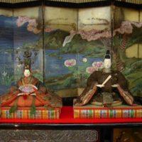 江戸時代雛人形