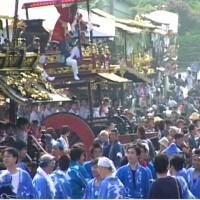 新潟県の三大祭の村上大祭は400年近くの歴史を持つお祭りです