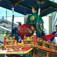 村上大祭おしゃぎり肴町恵比寿様