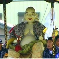 村上大祭おしゃぎり長井町