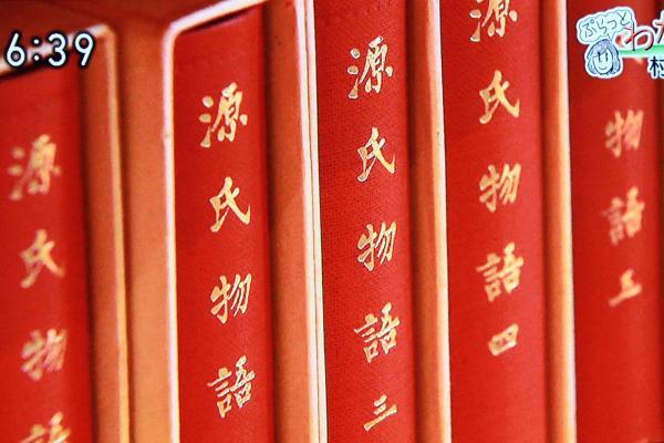 源氏物語や万葉集などの古典文学に加え、現代日本文学、更には原語で書かれたドイツ文学などもあるんです