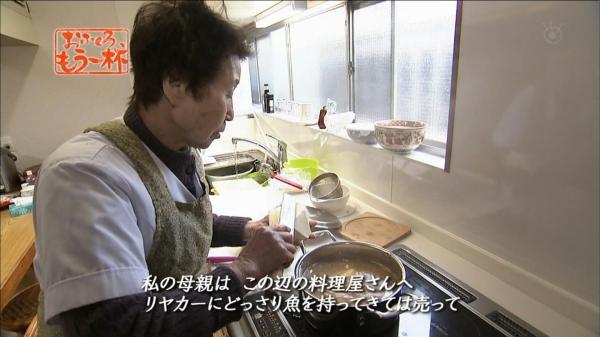 私の母親は、この辺の料理屋さんへリヤカーにどっさり魚を持ってきては売って