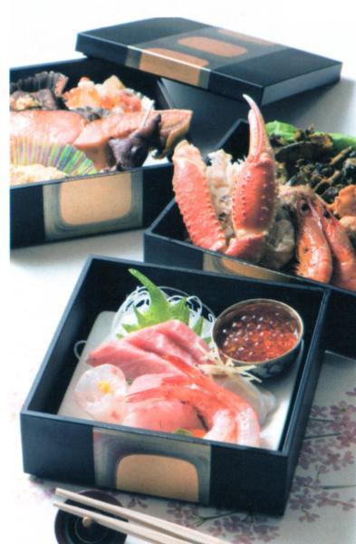 隣接する鮮魚店直営だけに、魚介の鮮度と味 は折り紙つき。