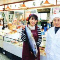 「鮭製品」を買いに「村上」へ