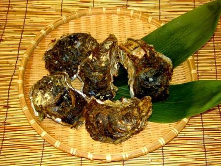 岩牡蠣(割らずに)