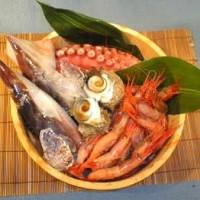 新鮮魚介セット