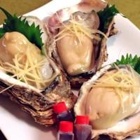 暑いときのスタミナ補給に 『天然岩牡蠣』