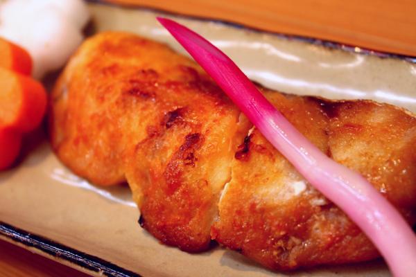 真鱈の味噌漬