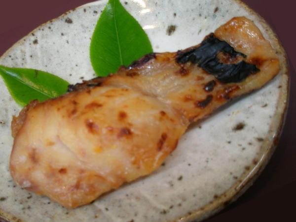 真鱈の西京漬