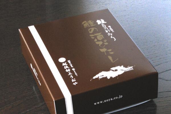 鮭物語(酒びたし40g)