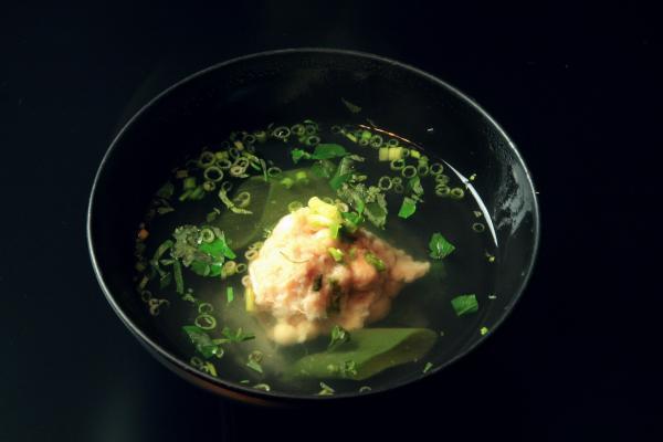 鮭の子皮煮