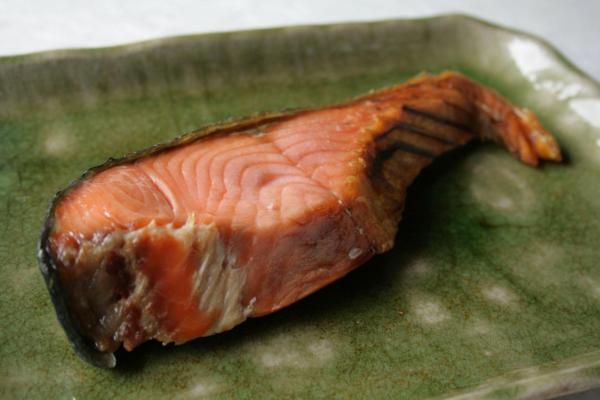 塩引鮭切り身