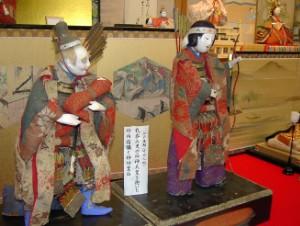江戸時代 竹田人形