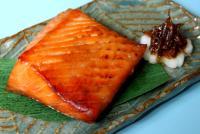 鮭のかほり漬(2切)