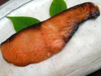 本鱒の味噌漬