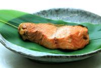 本鱒(サクラマス)の焼漬