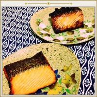 鮭の焼漬・鮭の味噌漬