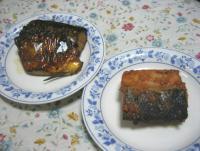 さば醤油漬・鮭の味噌漬