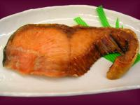 塩引き鮭 切身