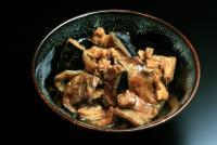 鮭のすっぽん煮