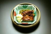 鮭の西京味噌焼