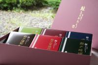鮭ものがたり(化粧箱入鮭6品セット)