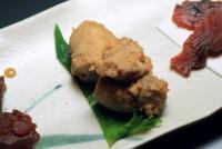 鮭の白子味噌漬