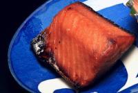 鮭のかほり漬・氷頭味噌漬け