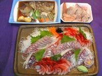真鯛とあまえび