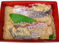 天然真鯛の粕漬