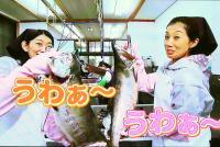 女将さんが愛情を込めて作りだす村上の塩引き鮭、これはうまいはずだ。はずだ。