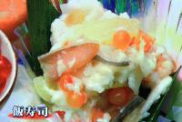 鮭を満喫できる料理が勢ぞろい。